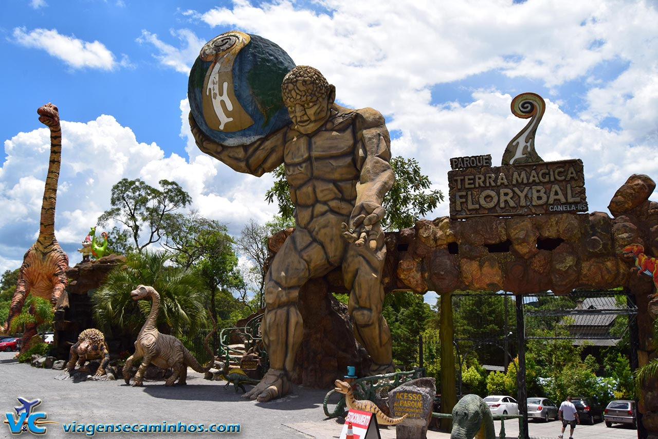 Parque Floribal - Canela