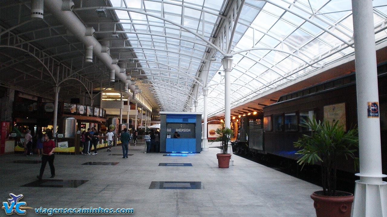 Shopping Estação - Curitiba