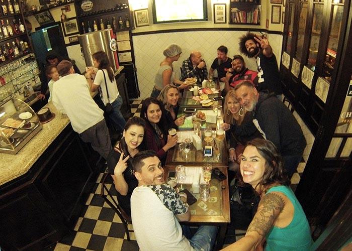 Tour Comida de Buteco - Curitiba
