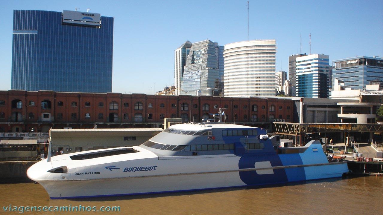 Buquebus - Buenos Aires