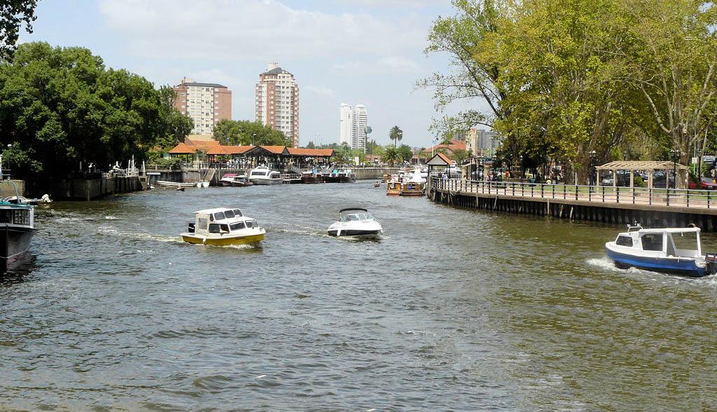 Delta do Tigre - Buenos Aires