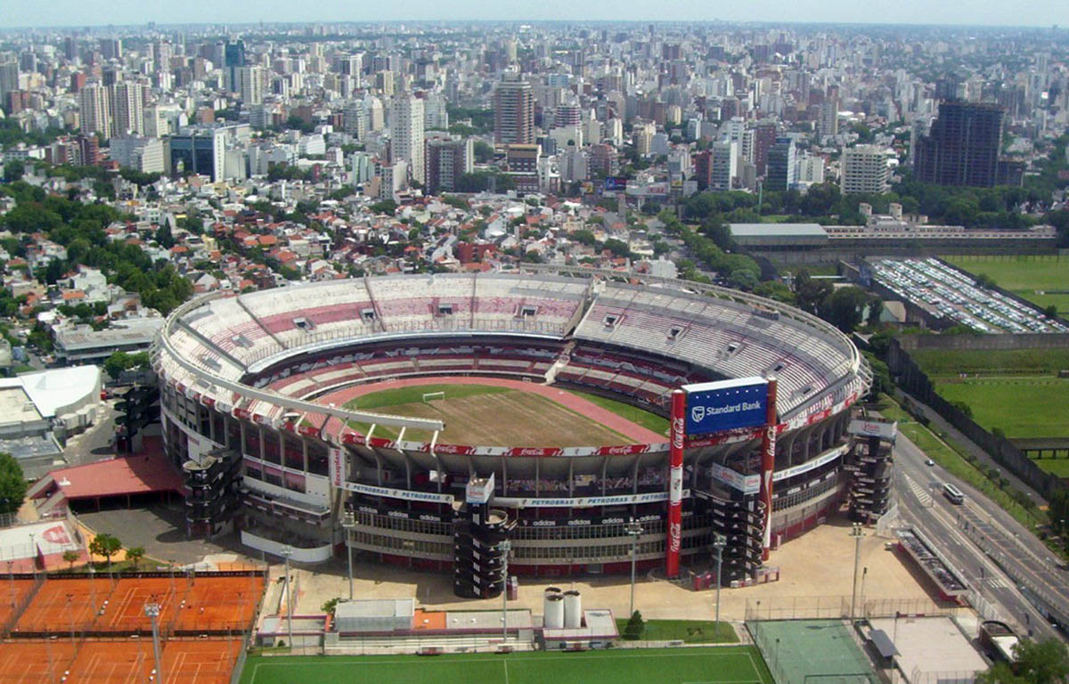 Estádio Monumental de Nuñez - Buenos Aires