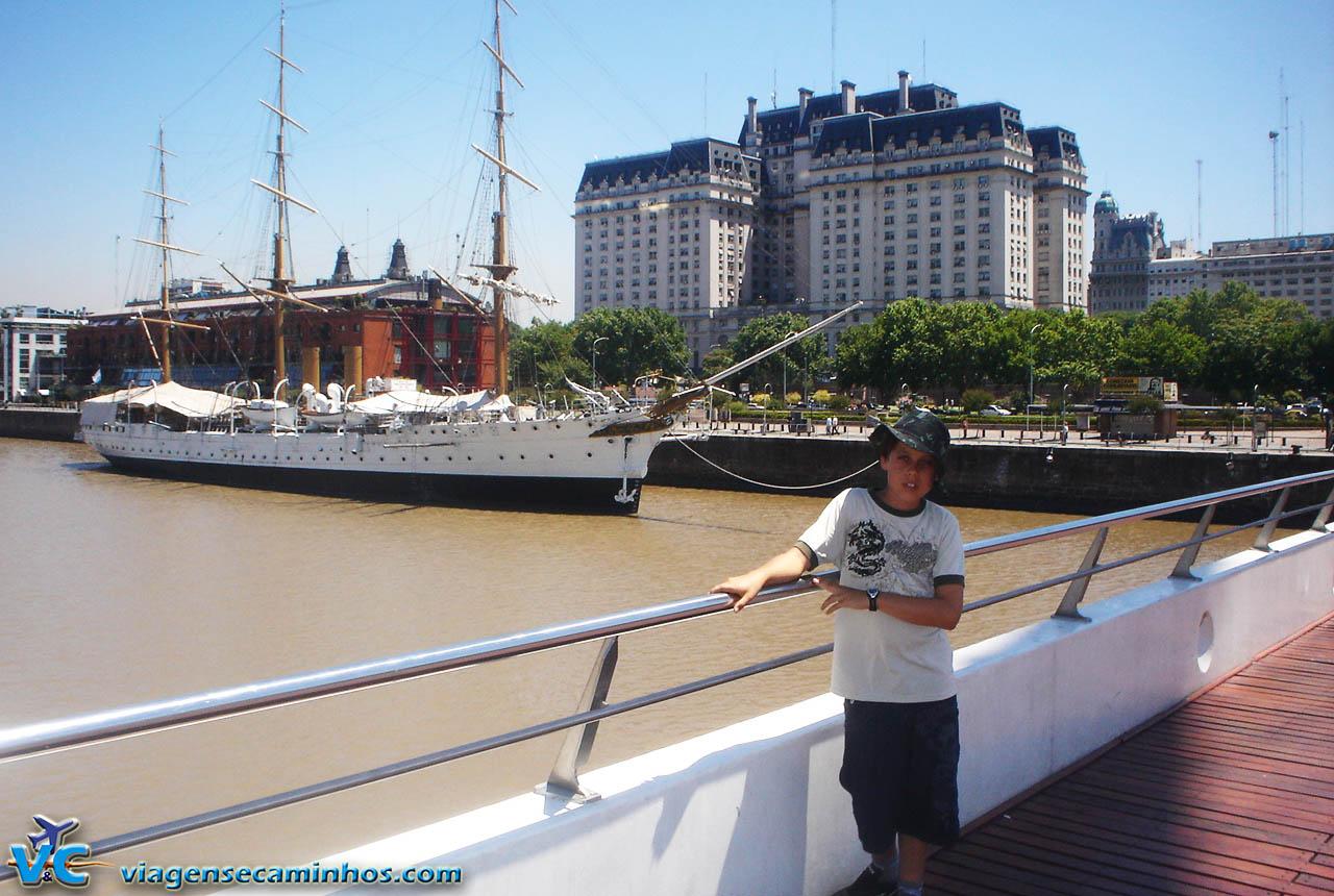 Fragata Sarmiento - Buenos Aires
