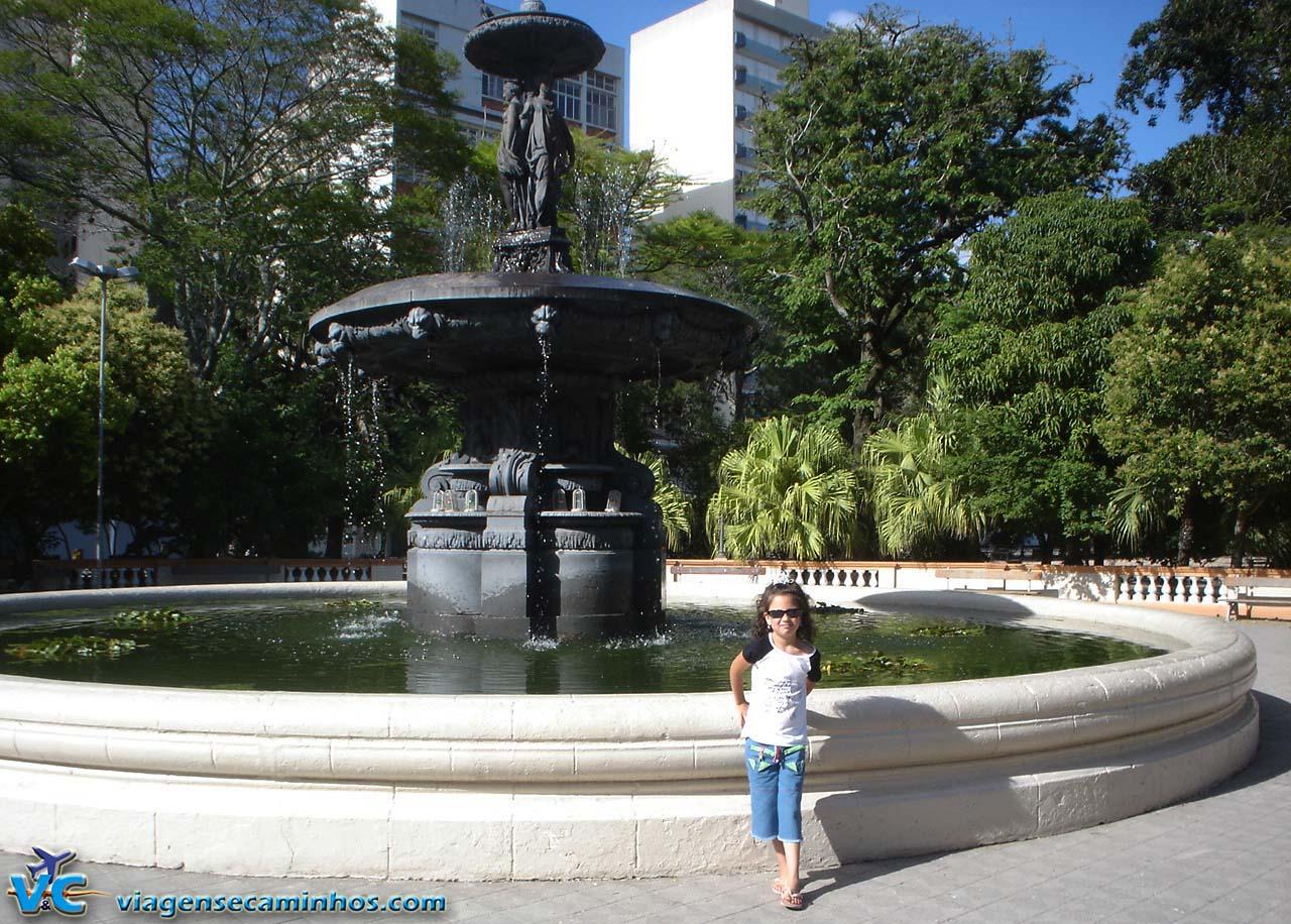 Praça em Rio Grande