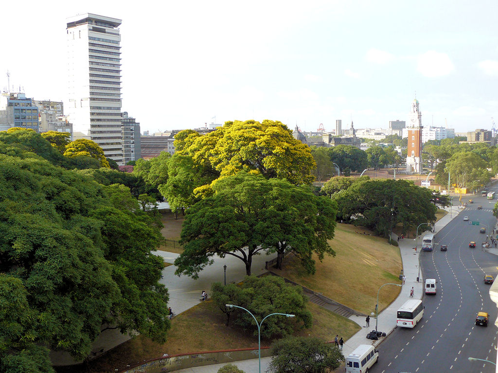 Praça San Martin - Buenos Aires