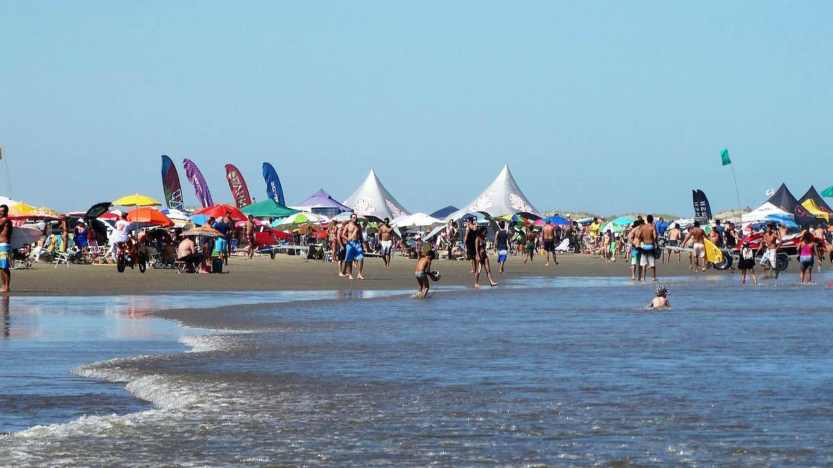 Praia do Cassino - Rio Grande