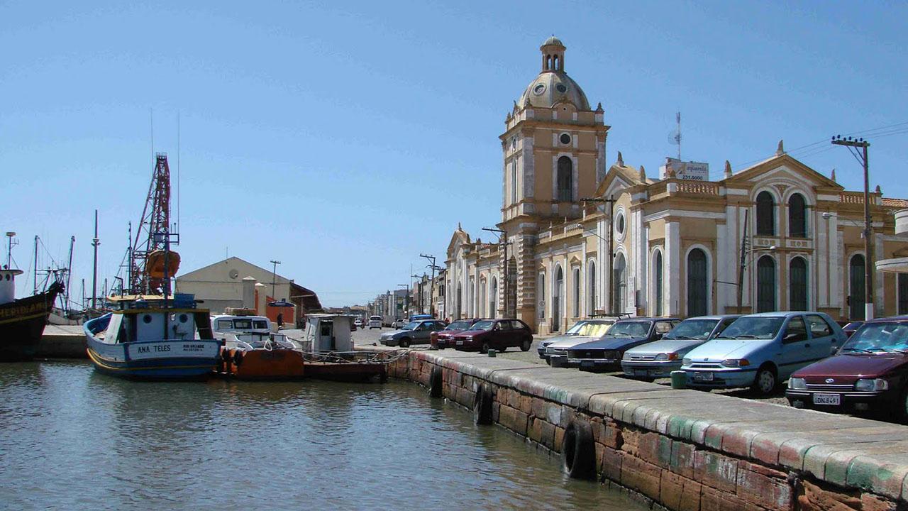 Porto Velho de Rio Grande