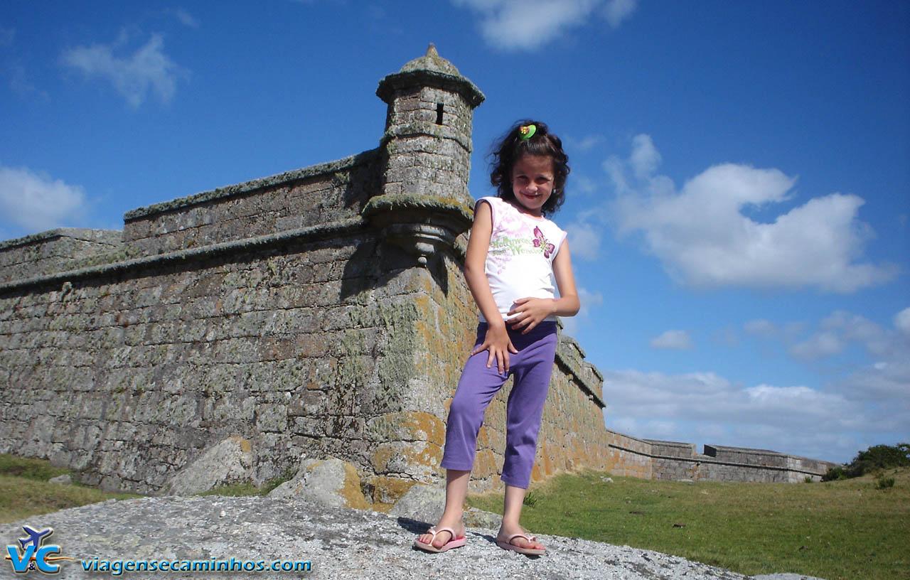 Fortaleza Santa Tereza - Uruguai