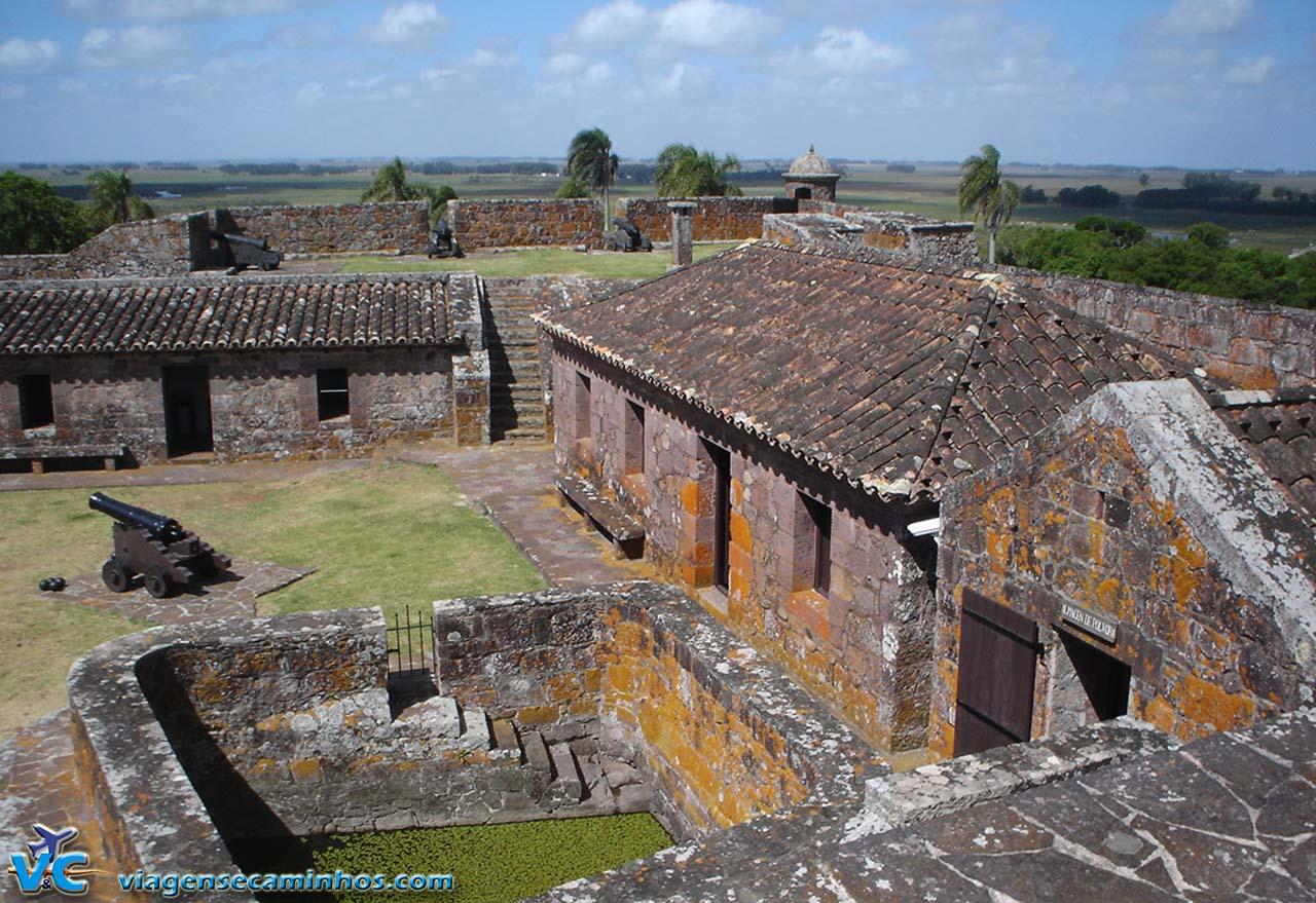 Forte São Miguel - Chuy - Uruguai