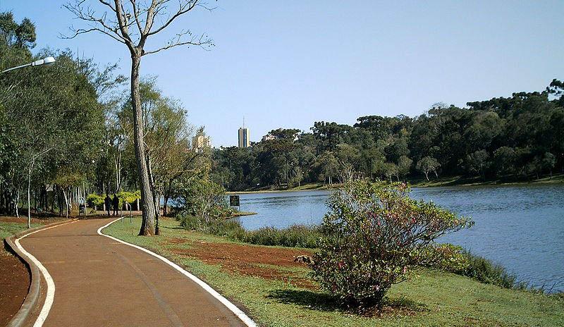 Lago Municipal de Cascavel