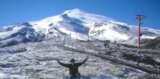 Vulcão Villarrica - Pucón - Chile