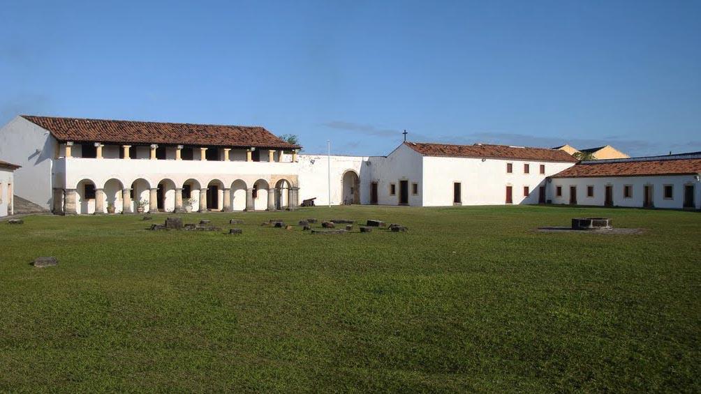 Fortaleza de Santa Catarina - João Pessoa