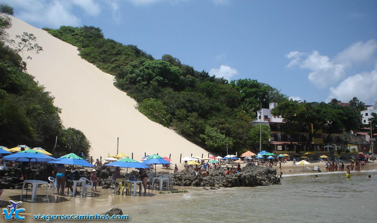Morro do Careca - Praia da Ponta Negra - Natal