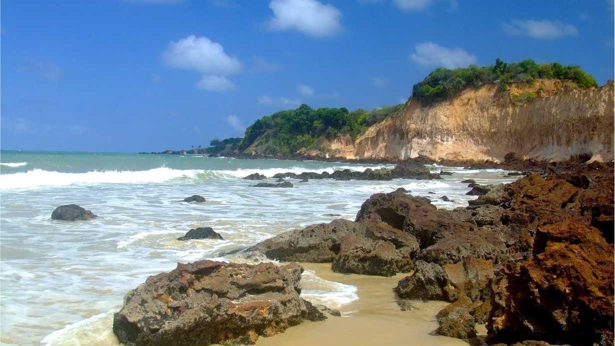Praia Cotovelo - Parnamirim - RN