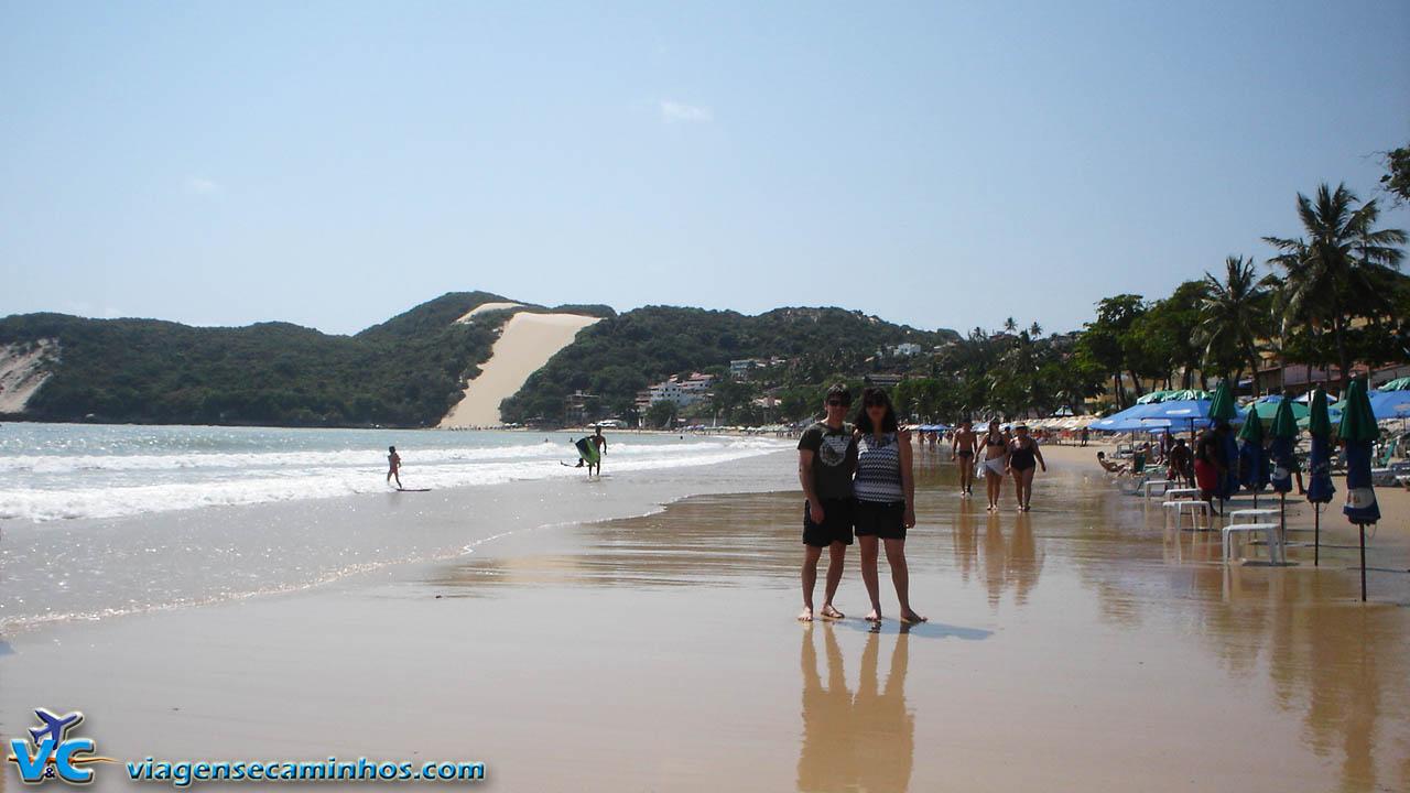Praia Ponta Negra - Natal