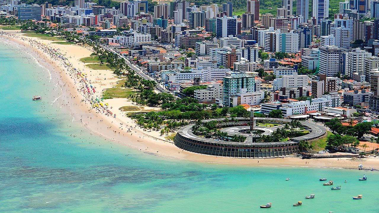 Praia Tambaú - João Pessoa
