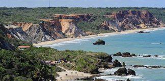 Praia Tambaba - Paraíba