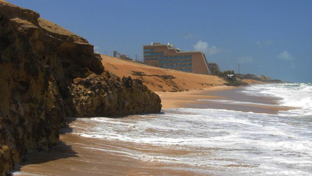 Praia da Via Costeira - Natal