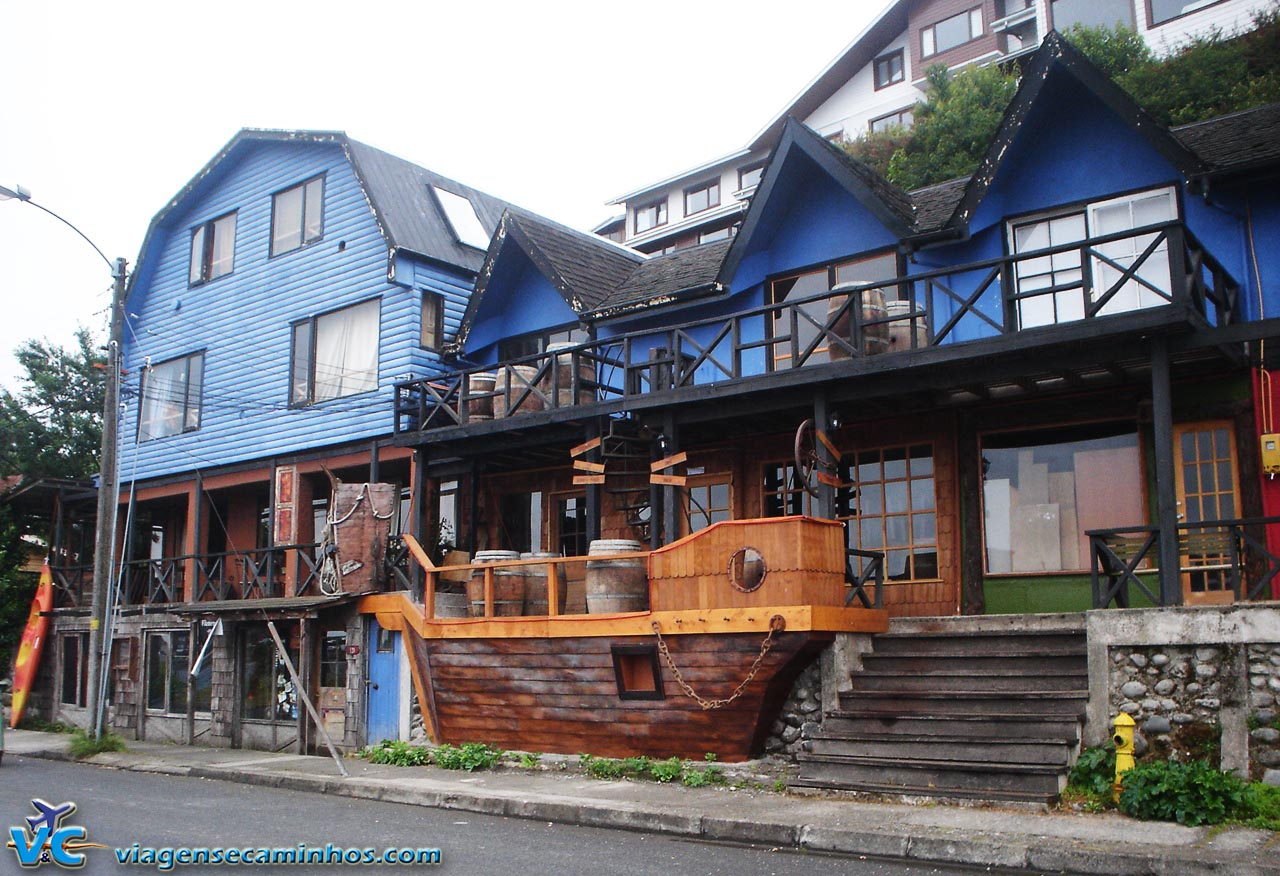 Arquitetura de Puerto Varas