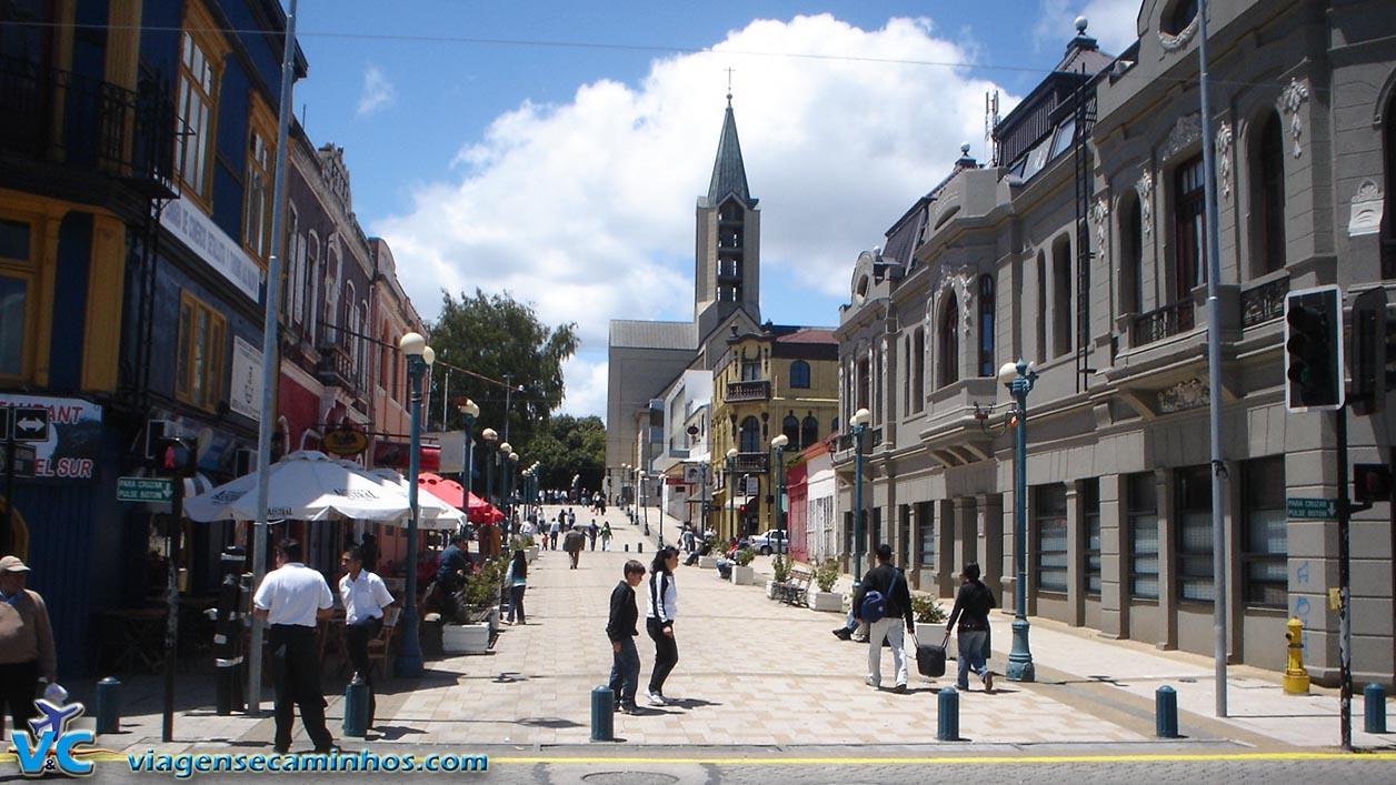 Centro Histórico de Valdívia