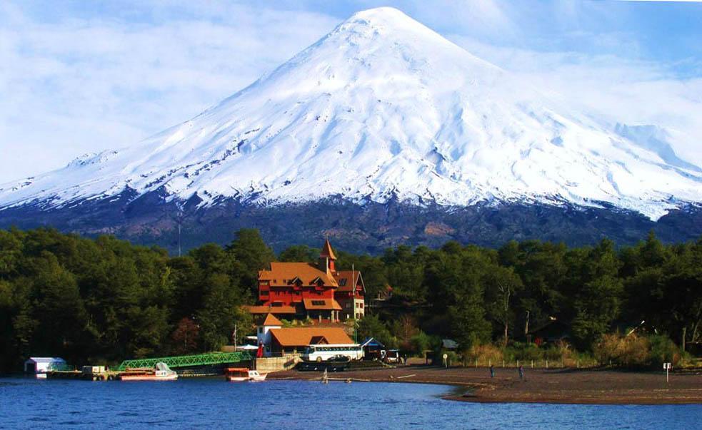 Ensenada - Lago Todos los Santos - Chile