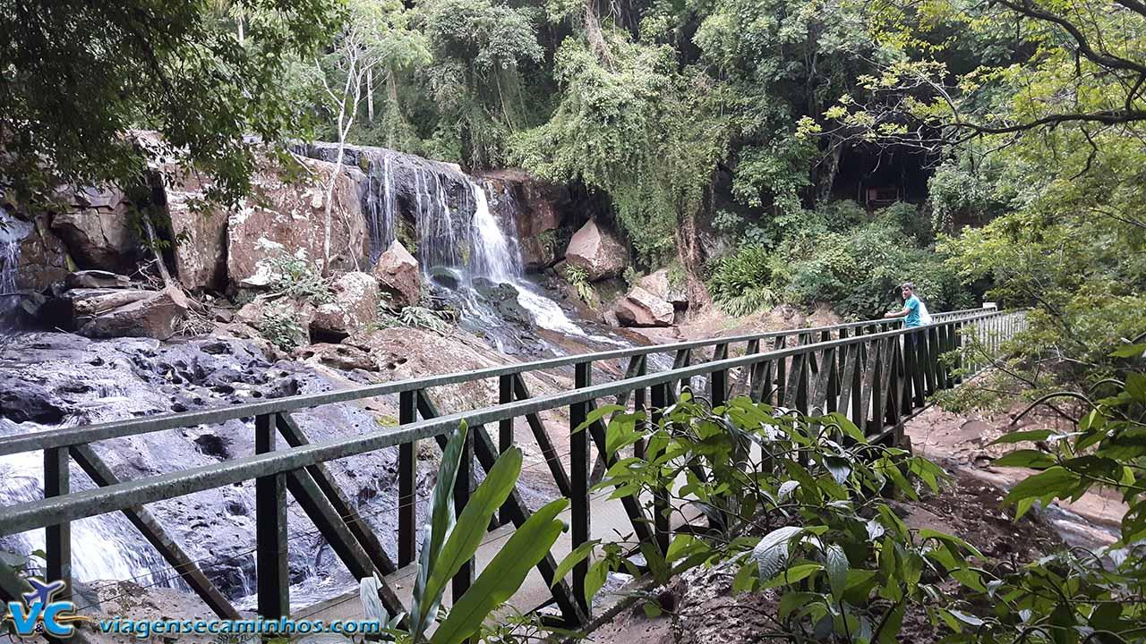 Parque da Cascata - Ipira