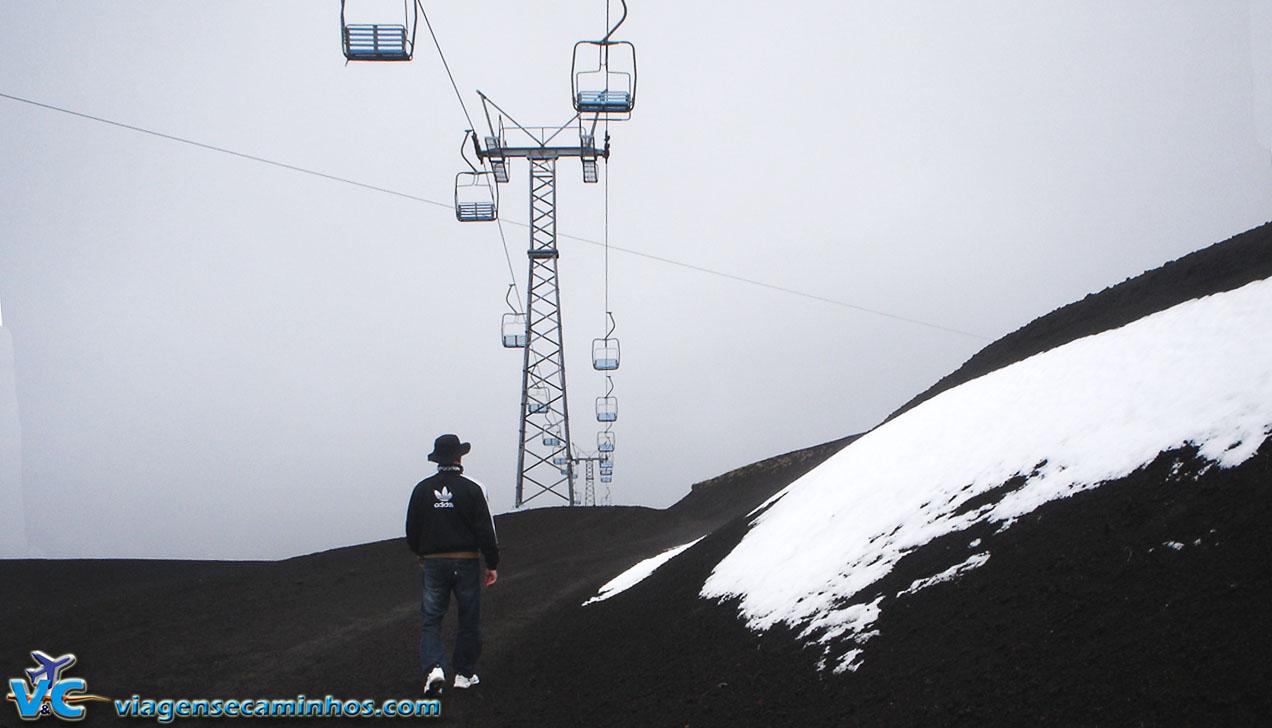 Vulcão Osorno - Chile