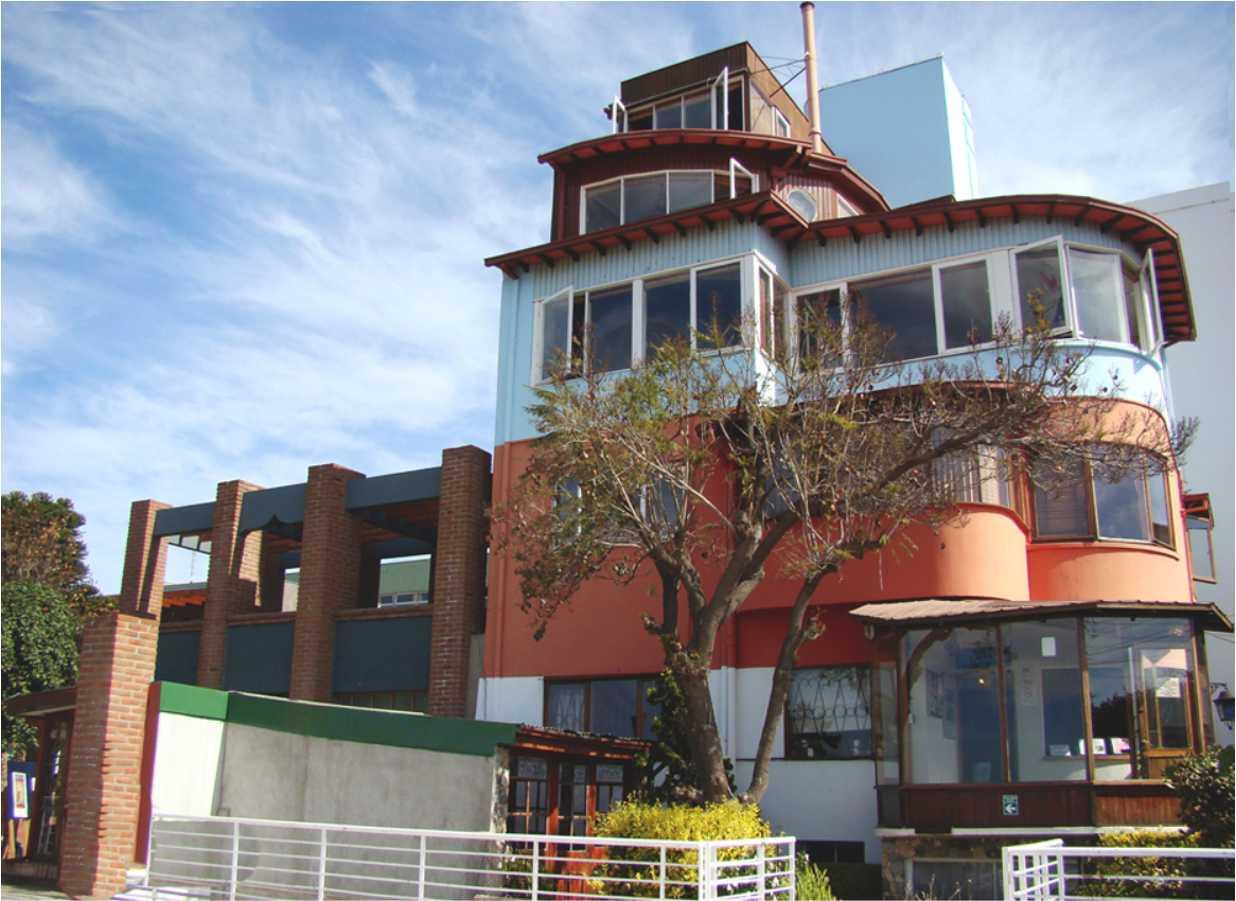 Casa Museu Pablo Neruda - Valparaíso
