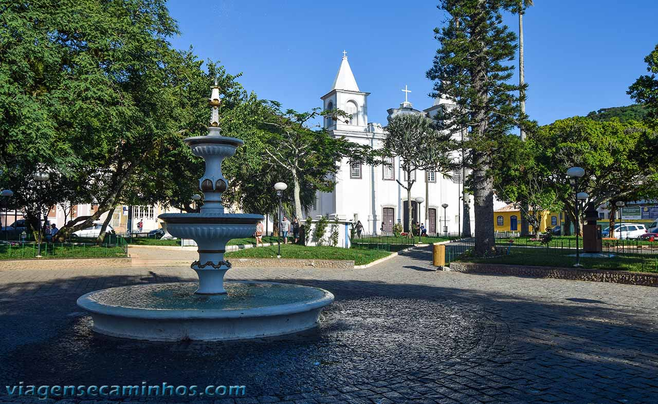 Igreja matriz de Laguna