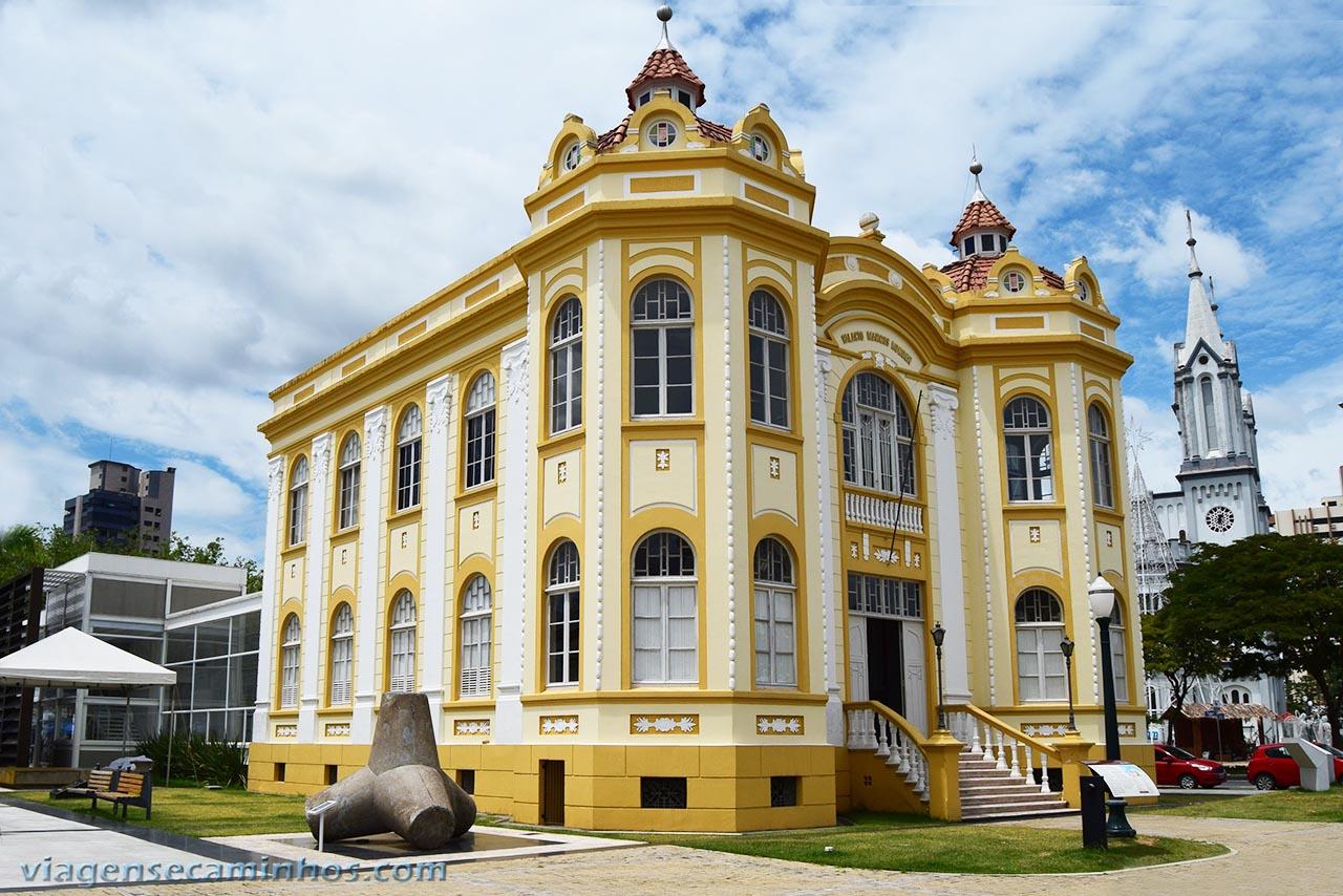 Itajaí - Palácio Marcos Konder