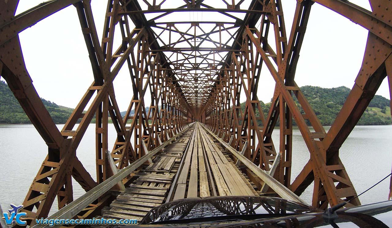 Ponte Rodoferroviária de Marcelino Ramos