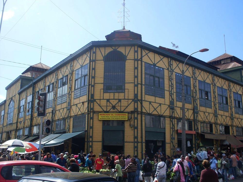 Mercado Cardonal - Valparaíso