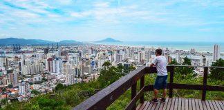 Mirante do Morro da Cruz - Itajaí