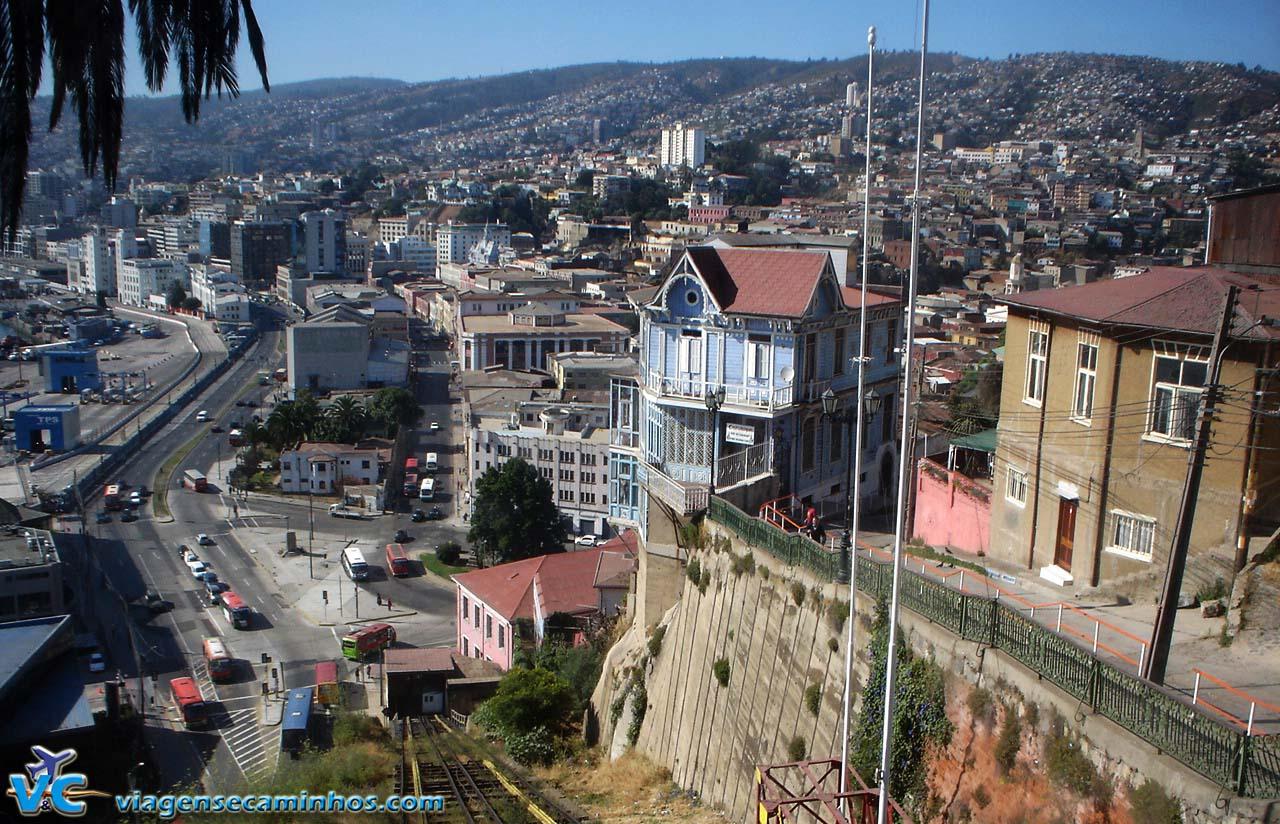 O que fazer em Valparaíso