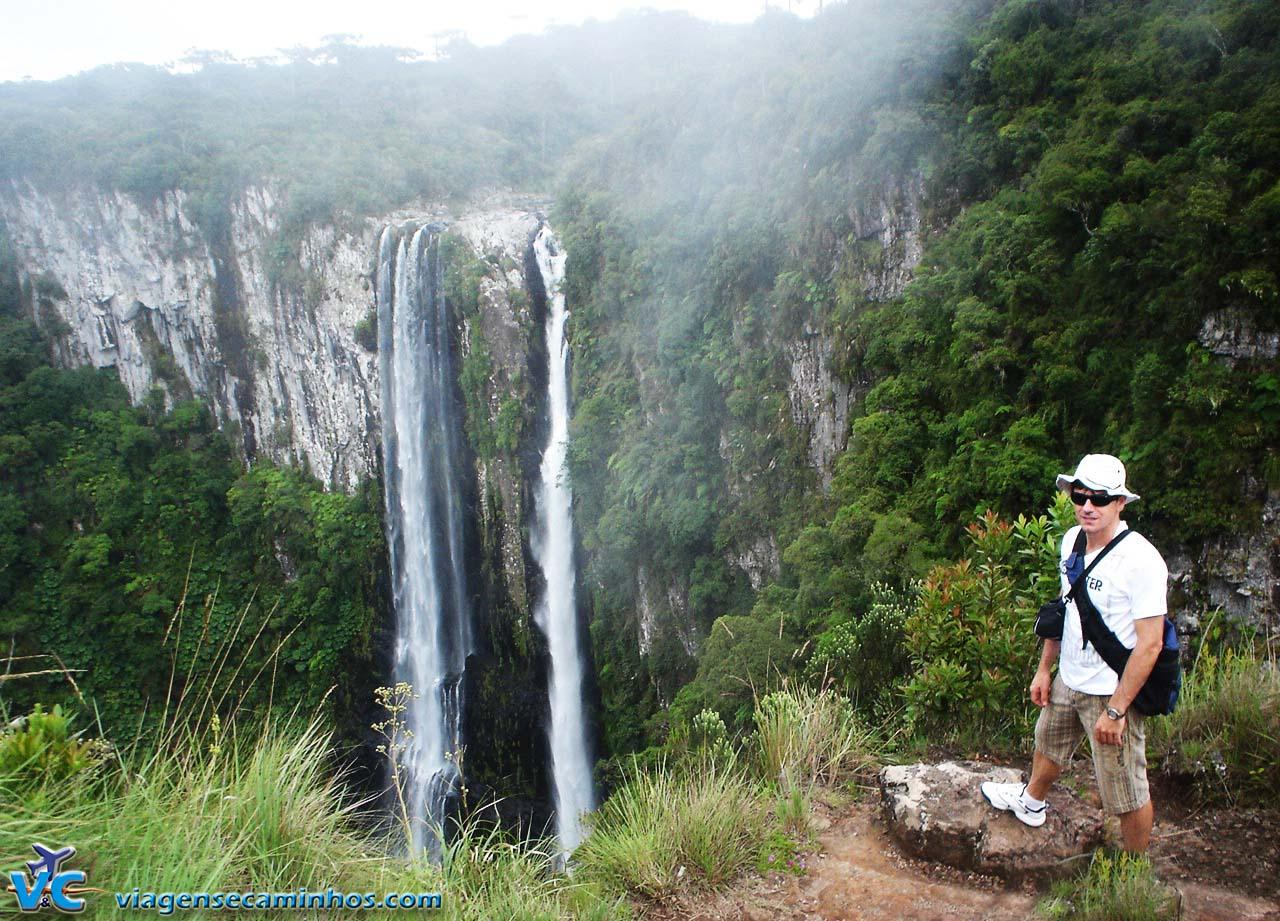 Cachoeira das Andorinhas - Cânion Itaimbezinho