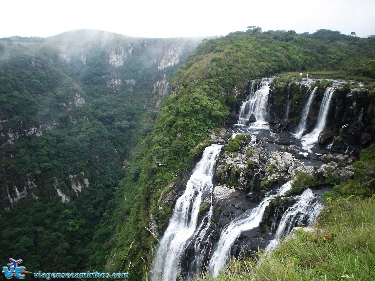 Cachoeira do Tigre Preto - Canbará do Sul - RS