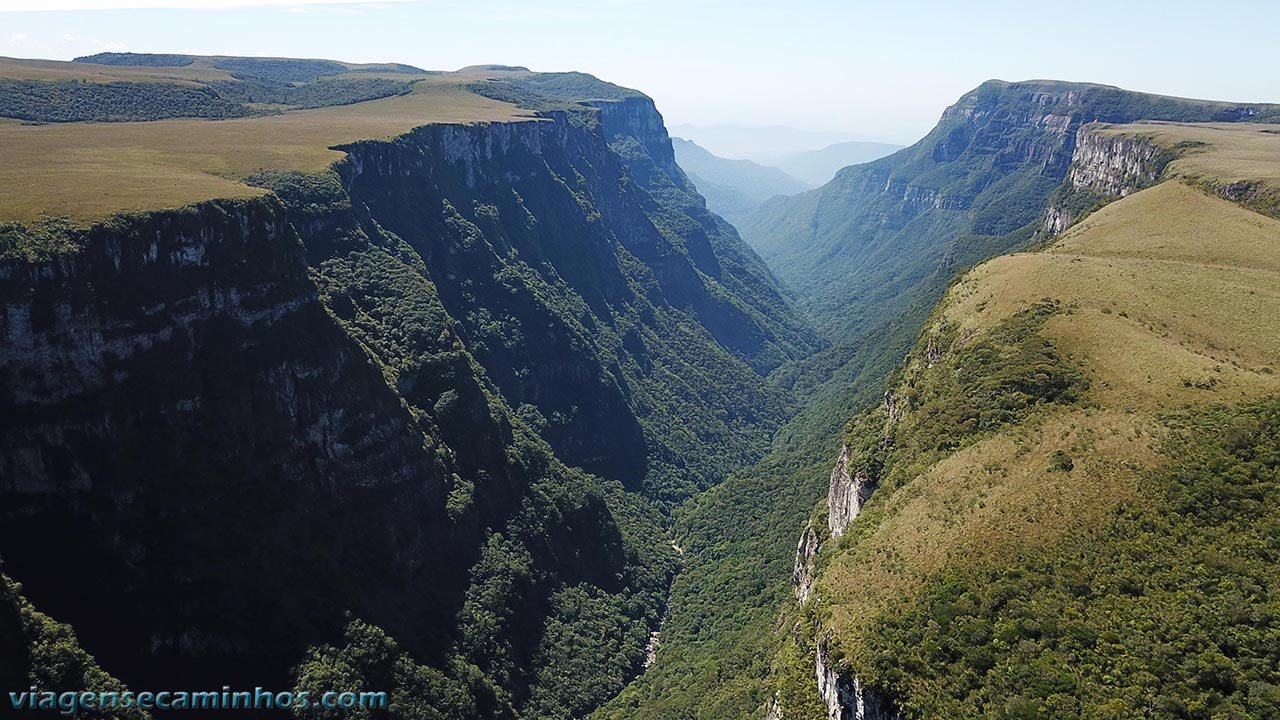 Cânion Fortaleza - Parque Nacional da Serra Geral