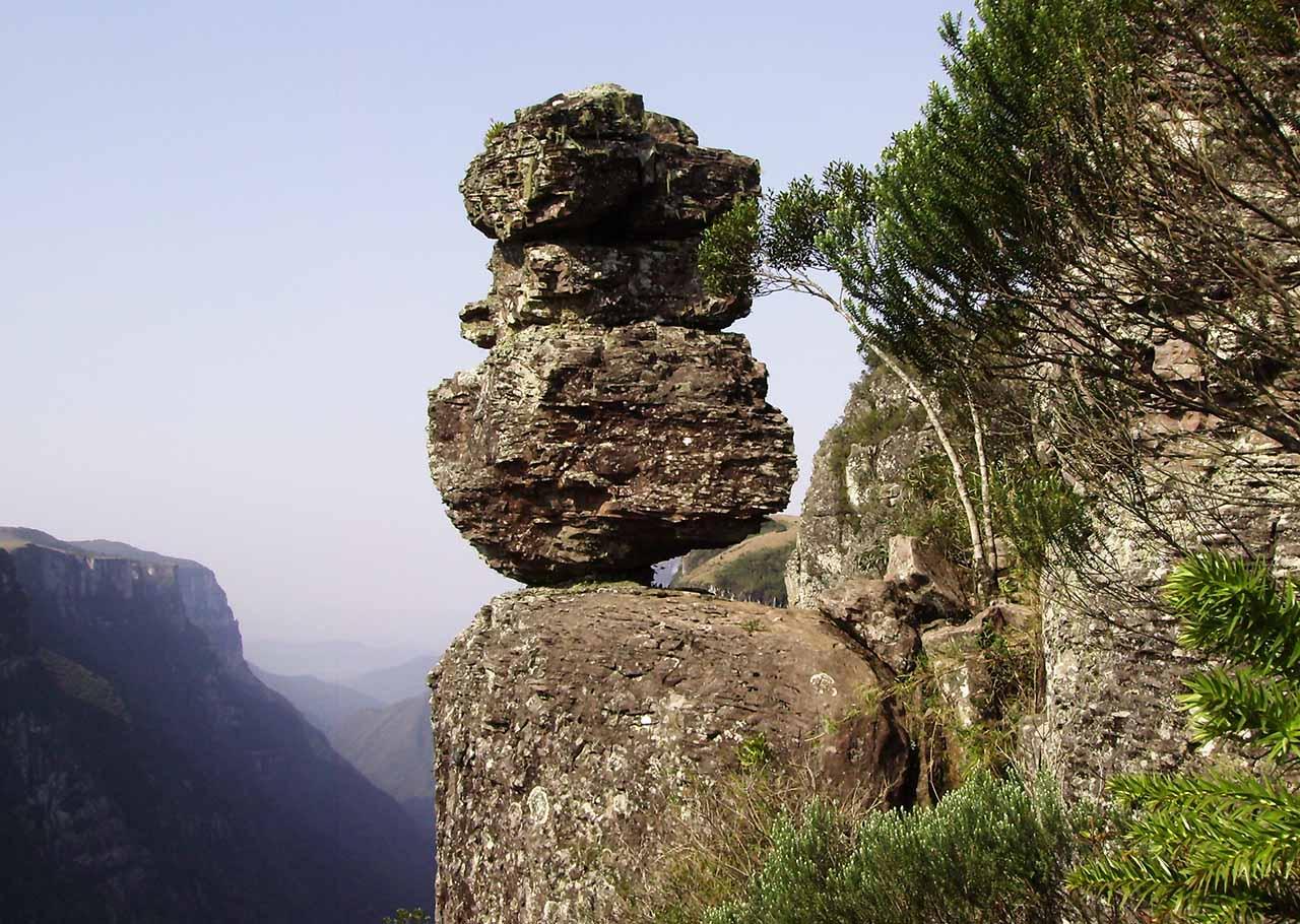 Pedra do Segredo - Cânion Fortaleza