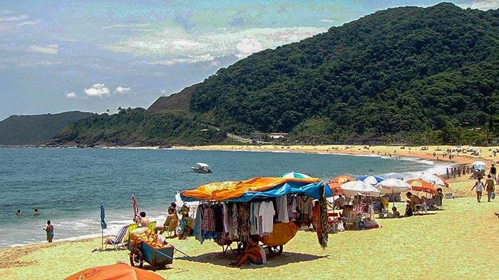 Praia Boiçucanga