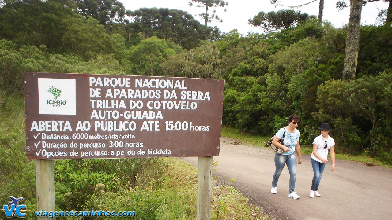 Trilha do Cotovelo - Itaimbezinho