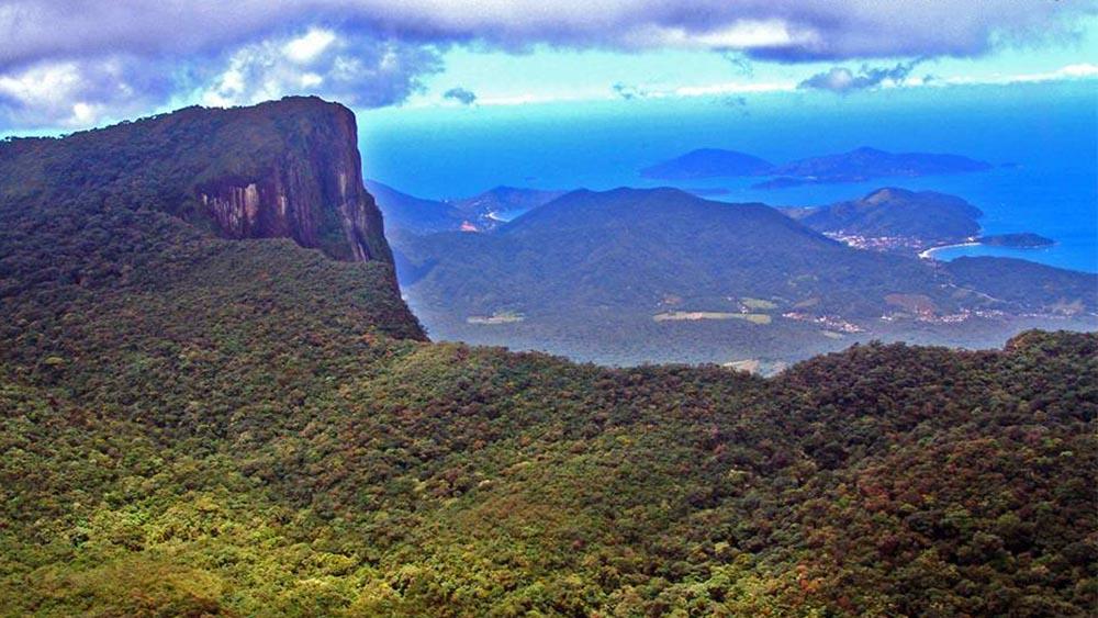 Ubatuba - Morro do Corcovado