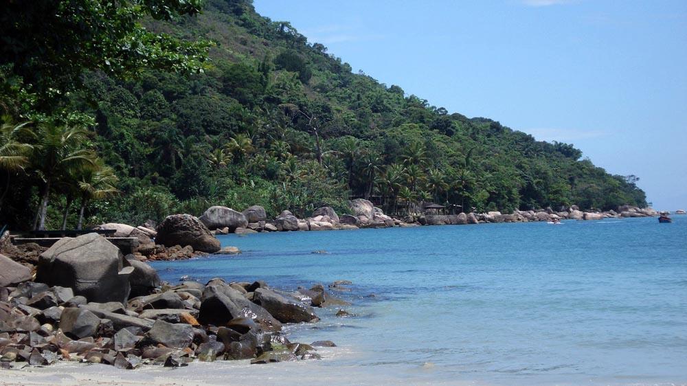 Ubatuba - Praia da Enseada