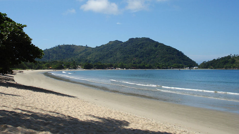 Ubatuba - Praia do Lázaro