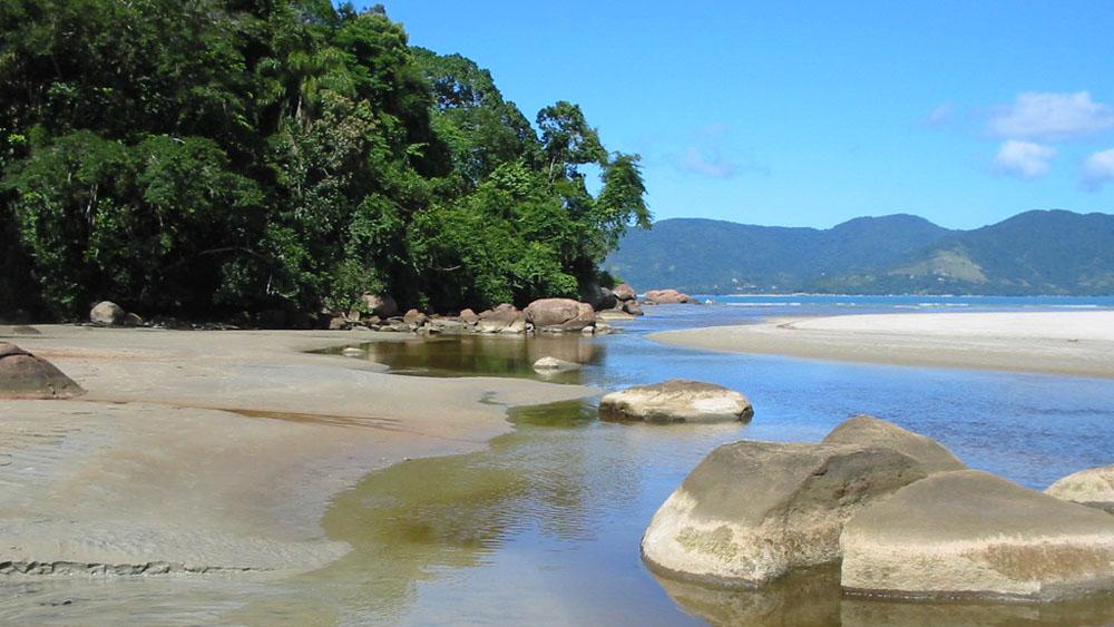 Ubatuba - Praia Lagoinha