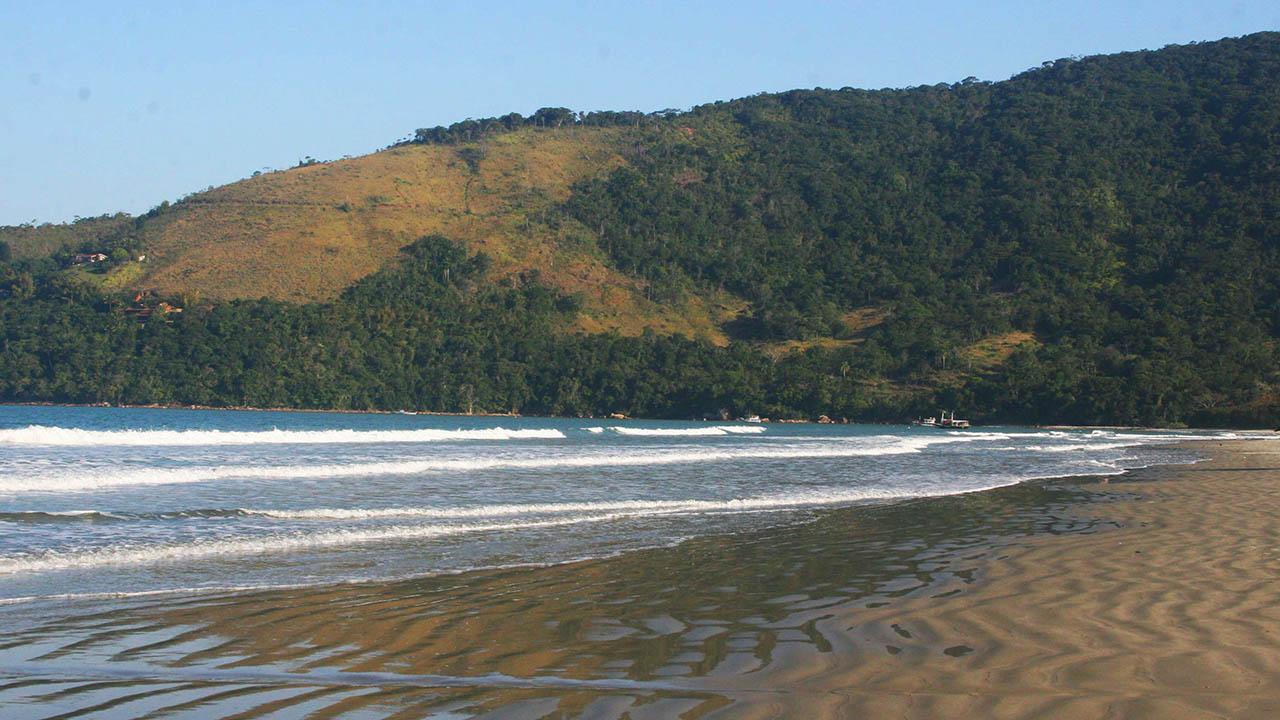 Ubatuba - Praia Maranduba