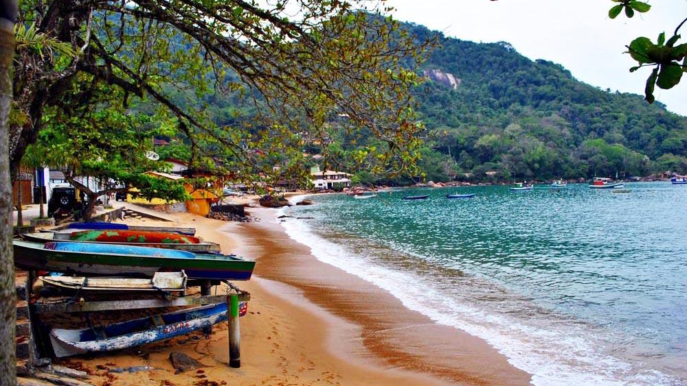 Ubatuba - Praia Picimguaba