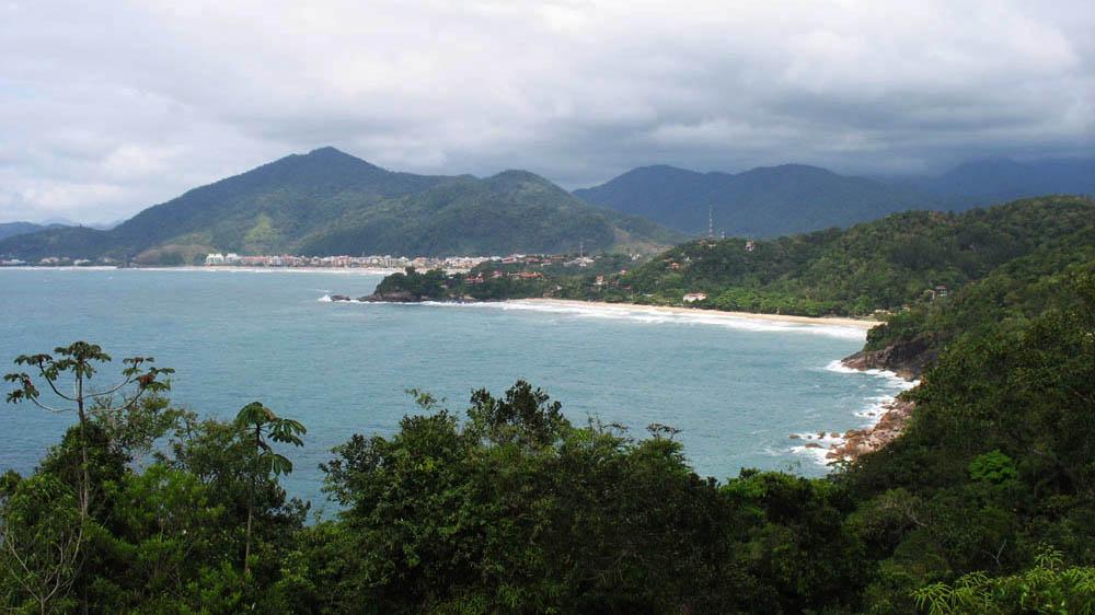 Ubatuba - Praia Vermelha do Centro