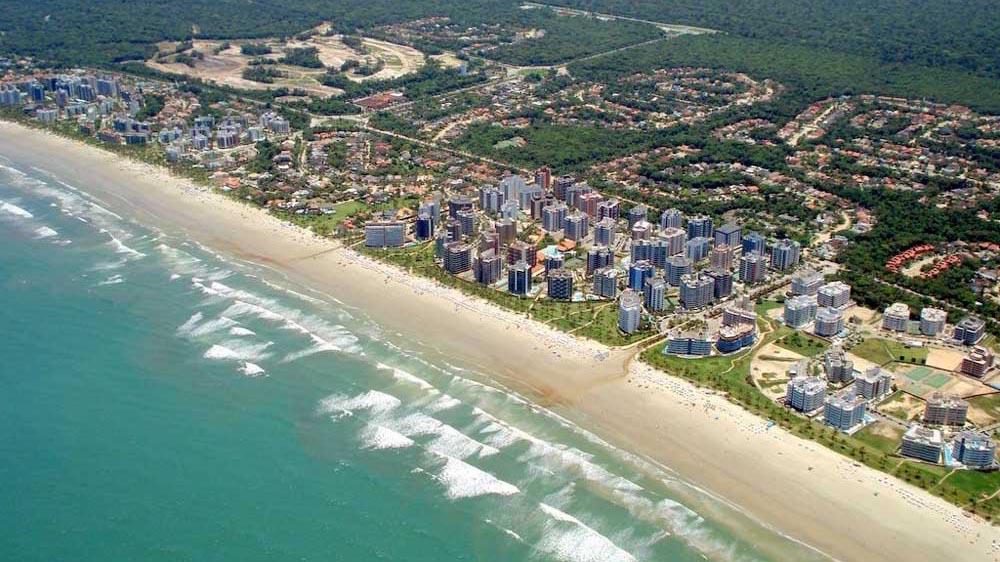 Bertioga - Praia de São Lourenço