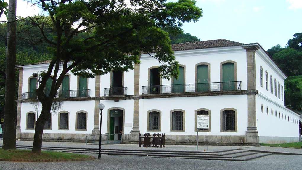 Cadeia Velha - Santos