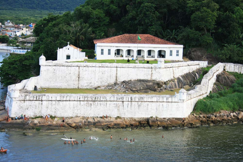 Guarujá - Fortaleza da Barra Grande